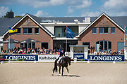 Kirsten Brouwer - Ferdeaux<br /> Longines FEI/WBFSH World Breeding Dressage Championships for Young Horses 2017<br /> © DigiShots