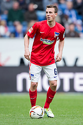 16.04.2016, Wirsol Rhein Neckar Arena, Sinsheim, GER, 1. FBL, TSG 1899 Hoffenheim vs Hertha BSC, 30. Runde, im Bild Vladimir Darida (Hertha BSC Berlin) // during the German Bundesliga 30th round match between TSG 1899 Hoffenheim and Hertha BSC at the Wirsol Rhein Neckar Arena in Sinsheim, Germany on 2016/04/16. EXPA Pictures © 2016, PhotoCredit: EXPA/ Eibner-Pressefoto/ Neis<br /> <br /> *****ATTENTION - OUT of GER*****