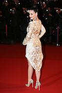 CANNES, FRANCE - DECEMBER 14:  Katy Perry arrives at the 15th NRJ Music Awards at the Palais des Festivals on December 14, 2013 in Cannes, France.  (Photo by Tony Barson/FilmMagic)