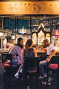 Smalls bar