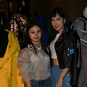 Warintira Suwanvanichkul attend Fashion Scout - SS19 - London Fashion Week - Day 2, London, UK. 15 September 2018.