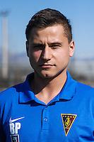 FOOTBALL POLISH EKSTRAKLASA SEASON 2014/2015<br /> Pogon Szczecin<br /> N/Z WOJCIECH KRAWCZAK