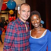 NLD/Hilversum20150825 - Najaarspresentatie NPO 2015, Milouska Meulens en .............