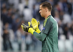 October 2, 2018 - Turin, Italy - Wojciech Szcz?sny during Champions League match between Juventus v Young Boys, in Turin, on October 2, 2018. (Credit Image: © Loris Roselli/NurPhoto/ZUMA Press)