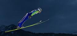 29.12.2013, Schattenbergschanze, Oberstdorf, GER, FIS Ski Sprung Weltcup, 62. Vierschanzentournee, Bewerb, im Bild Jan Matura (CZE) // Jan Matura of Czech Republic during Competition of 62th Four Hills Tournament of FIS Ski Jumping World Cup at the Schattenbergschanze, Oberstdorf, Germany on 2013/12/29. EXPA Pictures © 2013, PhotoCredit: EXPA/ Peter Rinderer