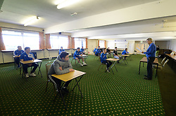 Bristol Rovers Exam Facilities - 10/10/2016 - Memorial Stadium - Bristol, England
