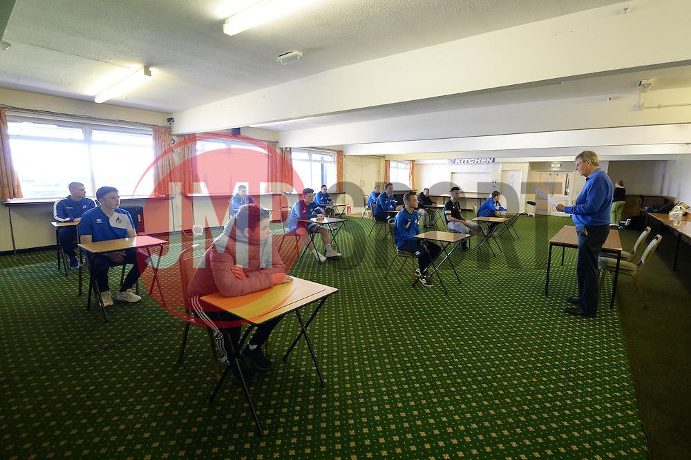 Bristol Rovers Exam Facilities - 10/10/2016 - Memorial Stadium - Bristol, England
