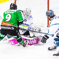 20141014: SLO, Ice Hockey - EBEL League, HDD Telemach Olimpija vs EHC Liwest Black Wings Linz
