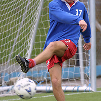 St Johnstone FC training....20.04.01<br />Keigan Parker who has just been called into the Scotland U-21 squad<br />see words by Gordon Bannerman Tel: 01738 553978<br /><br />Copyright Perthshire Picture Agency<br />Tel: 01738 623350 / 07990 594331
