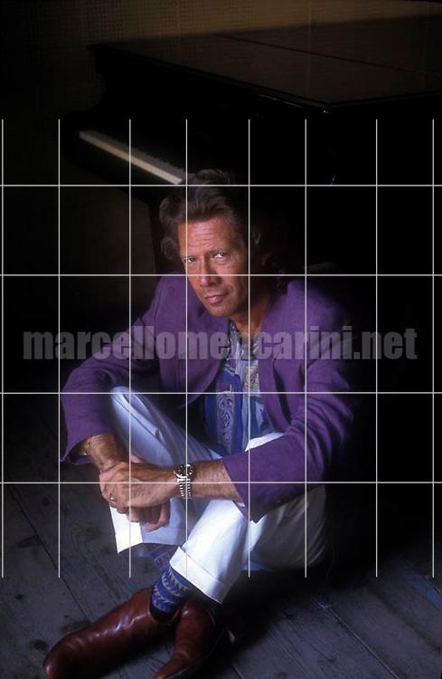 Pesaro, Rossini Opera Festival 1992. American bass-baritone opera singer Samuel Ramey / Pesaro, Rossini Opera Festival 1992. Il basso baritono Samuel Ramey - © Marcello Mencarini