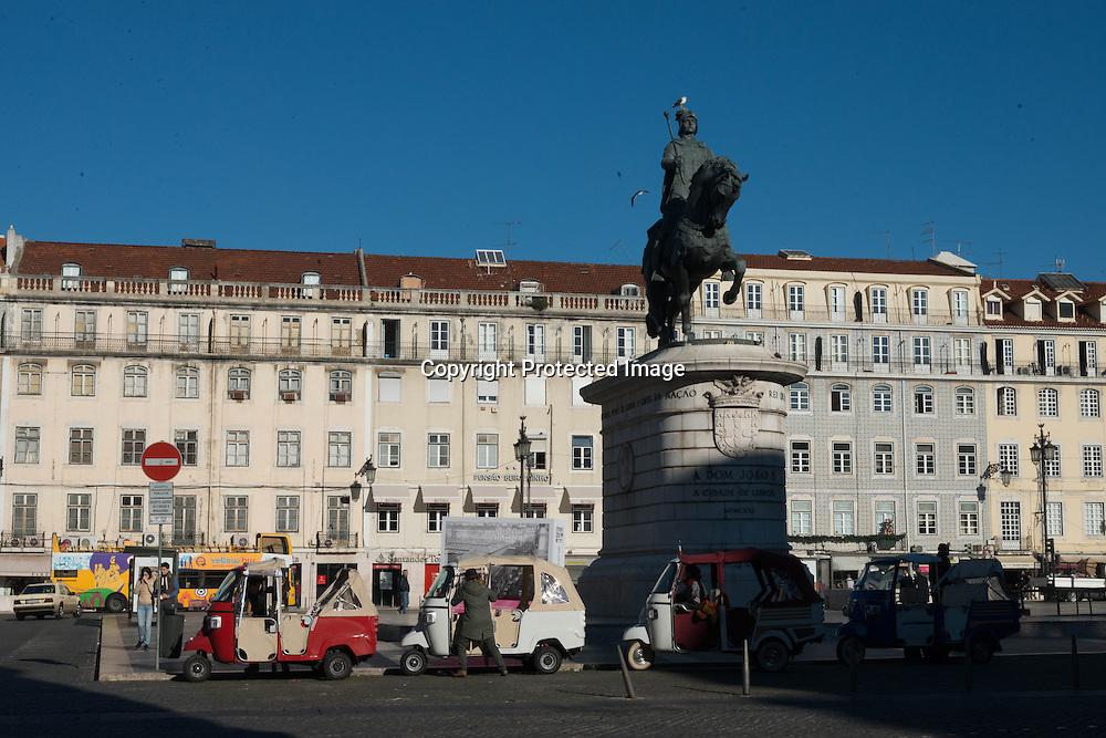 Portugal. Lisbon. Praca da Figueira