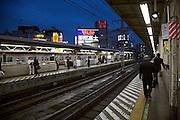 Kanda station Tokyo Japan