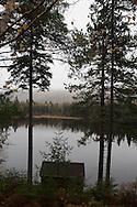 Canada. Quebec. Les Palissades  Aventure park and Via ferrata in moutain . in Saint-Simeon, Charlevoix   / Parc d Aventure en montagne Les Palissades. Saint-Simeon, Charlevoix  www.lascensation.com/