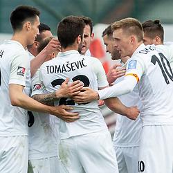 20190413: SLO, Football - Prva liga Telekom Slovenije 2018/19, NK Triglav vs NK Rudar