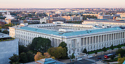 USA, Washington, DC. The Canon House Office Building on Capitol Hill.