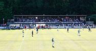 FODBOLD: Udsigt over stadion under kampen i NordicBet Ligaen mellem FC Helsingør og Næstved Boldklub den 27. maj 2017 på Helsingør Stadion. Foto: Jane Birch / ClausBirchDK