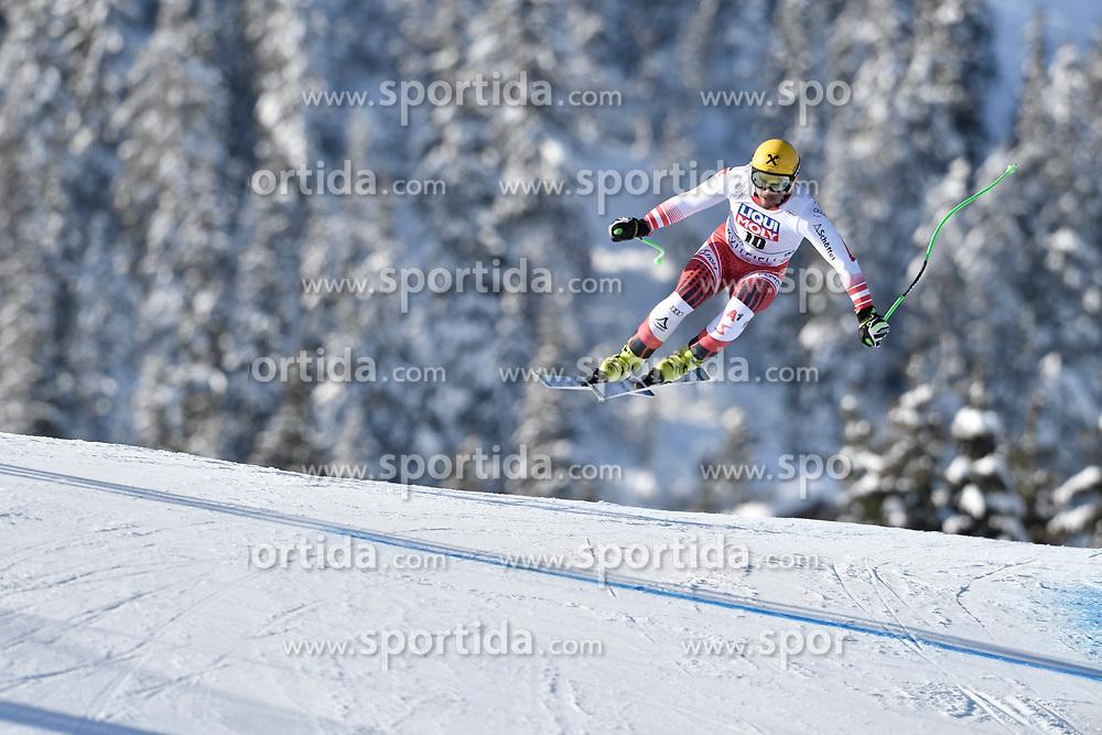 07.03.2020, Kvitfjell, NOR, FIS Weltcup Ski Alpin, Abfahrt, Herren, im Bild Max Franz (AUT) // Max Franz of Austria in action during his run in the men's Downhill of FIS ski alpine world cup. Kvitfjell, Norway on 2020/03/07. EXPA Pictures © 2020, PhotoCredit: EXPA/ Jonas Ericsson