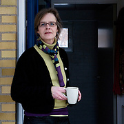 Rumlepotten Community, Aarhus, Denmark, February 6, 2010. <br />