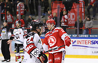 2020-03-07   Ljungby, Sverige: under matchen i Hockeyettan mellan IF Troja/Ljungby och Bodens HF i Ljungby Arena ( Foto av: Fredrik Sten   Swe Press Photo )<br /> <br /> Nyckelord: Ljungby, Ishockey, Hockeyettan, Ljungby Arena, IF Troja/Ljungby, Bodens HF, fstb200307, playoff, kval