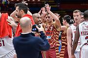 DESCRIZIONE : Beko Final Eight Coppa Italia 2016 Serie A Final8 Quarti di Finale Olimpia EA7 Emporio Armani Milano - Umana Reyer Venezia<br /> GIOCATORE : Stefano Tonut<br /> CATEGORIA : Ritratto Delusione Postgame<br /> SQUADRA : Umana Reyer Venezia<br /> EVENTO : Beko Final Eight Coppa Italia 2016<br /> GARA : Quarti di Finale Olimpia EA7 Emporio Armani Milano - Umana Reyer Venezia<br /> DATA : 19/02/2016<br /> SPORT : Pallacanestro <br /> AUTORE : Agenzia Ciamillo-Castoria/L.Canu