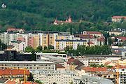 Wohnhochhäuser in Lend und Schloss Eggenberg Graz, Steiermark, Österreich | Residential high-rises in Lend and Schloss Eggenberg Graz, Styria, Austria