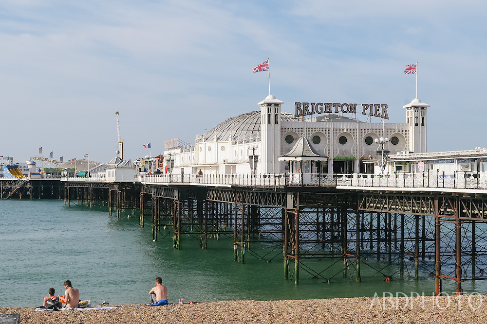 Brighton Pier West Sussex England