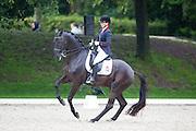 Wendy van Diessen van de Boogaard - Evanel's Blackie W<br /> Hippiade 2015<br /> © DigiShots