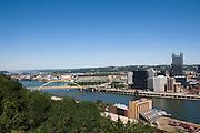 Downtown Pittsburg, Pennsylvania