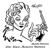 Cinema Icons - Punch Cartoon Selection - See Galleries for Complete Set
