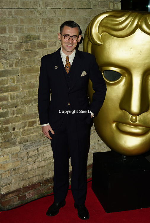 London, England, UK. 26th November 2017. Ben Shires attend the British Academy Children's Awards 2017 at the Roundhouse.
