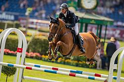 Maher Ben, GBR, Explosion W<br /> CHIO Aachen 2019<br /> Weltfest des Pferdesports<br /> © Hippo Foto - Dirk Caremans<br /> Maher Ben, GBR, Explosion W