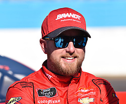 November 10, 2018 - Phoenix, Arizona, U.S. - PHOENIX, AZ - NOVEMBER 10:  Xfinity Series playoff contender Justin Allgaier (7) BRANDT Chevrolet at the track for the  NASCAR Xfinity Series Playoff Race - Whelen  200  on November 10, 2018 at ISM Raceway in Phoenix, AZ.  (Photo by Lyle Setter/Icon Sportswire) (Credit Image: © Lyle Setter/Icon SMI via ZUMA Press)
