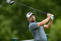 May 30, 2019 - Dublin, OH, U.S. - DUBLIN, OH - MAY 30: Ryan Moore plays his shot from the 18th tee during the Memorial Tournament presented by Nationwide at Muirfield Village Golf Club on May 30, 2018 in Dublin, Ohio. (Photo by Adam Lacy/Icon Sportswire) (Credit Image: © Adam Lacy/Icon SMI via ZUMA Press)