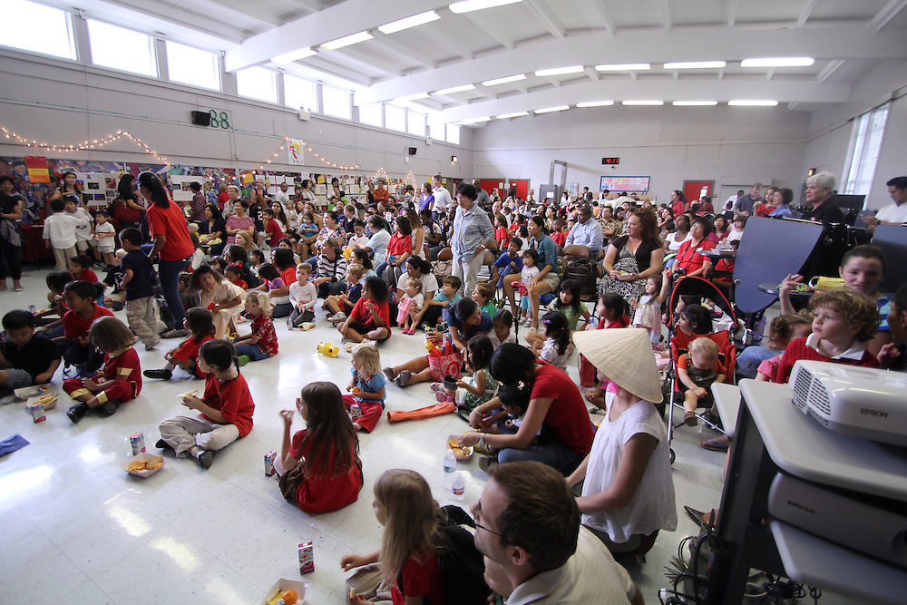 Mandarin Chinese Language Immersion Magnet School Mid-Autumm Festival