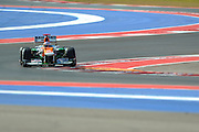 Nov 15-18, 2012: Paul Di RESTA (GBR) SAHARA FORCE INDIA F1 Team.© Jamey Price/XPB.cc
