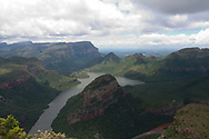 SOUTH AFRICA: Mpumalanga Province<br /> Blyde Canyon Area<br /> 16.Jan.2006<br /> J.C. Abbott