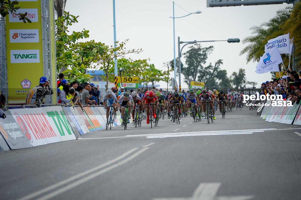 2014 Tour de Taiwan / stage5 / Taiwan /