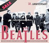 1963 -  The Beatles at Dublin Airport