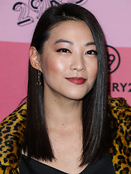 December 4, 2018 - Los Angeles, California, United States - LOS ANGELES, CA, USA - DECEMBER 04: Actress Arden Cho arrives at the Refinery29 29Rooms Los Angeles 2018: Expand Your Reality Opening Party held at The Reef A Creative Habitat on December 4, 2018 in Los Angeles, California, United States. (Credit Image: © face to face via ZUMA Press)