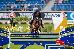 Alvarez Aznar Eduard, ESP, Vaillant de Belle Vue<br /> CHIO Aachen 2019<br /> Weltfest des Pferdesports<br /> © Hippo Foto - Stefan Lafrentz<br /> Alvarez Aznar Eduard, ESP, Vaillant de Belle Vue