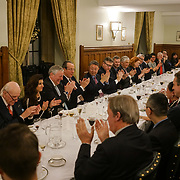 IoD City and APPCG Dinner at the House of Commons All Party Parliamentary China Group Dinner supported by HBA Residential on 13th Dec 2017 in London, UK.