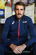 Portrait of Florian Carvahlo during the European Championships 2018, at Club France in Berlin, Germany, Day -1, on August 5, 2018 - Photo Philippe Millereau / KMSP / ProSportsImages / DPPI