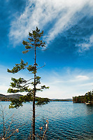 Lakes Region of New Hampshire.  Lake Winnisquam May 2011.