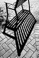 Chair in Black and White