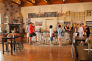 Tasting Room for Three Rivers Winery in Walla Walla, Washington