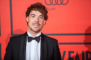 David Feito during the photocall of Vanity Fair 5th Anniversary party In Madrid