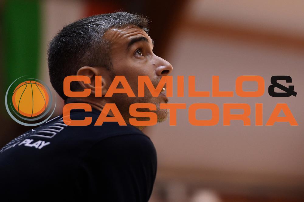 Alessandro Pontrelli<br /> Virtus Roma - Cuore Napoli Basket<br /> LNP - Amichevole<br /> Roma, 24/09/2017<br /> Foto G.Masi / Ciamillo - Castoria