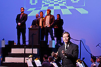 "Missouri Street Theatre presents the U.S. premiere of ""Chess in Concert"" opening January 20th, 2012 at the Fairfield Center for Creative Arts."