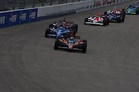 Firestone Indy 200, Nashville Superspeedway, Nashville, TN, USA, 7/14/2007