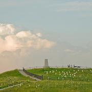 Little Bighorn Battlefield, National Monument, Crow Agency, Montana.
